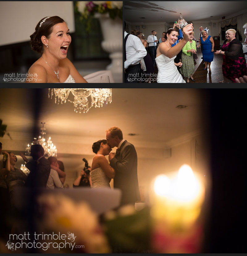 Sunnybrook Estates Wedding Reception