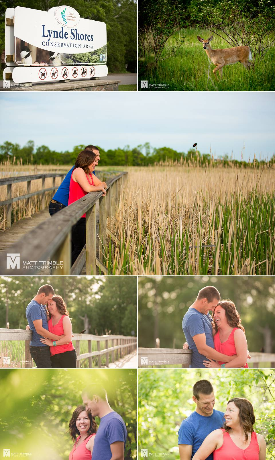 Lynde-shores engagement photography