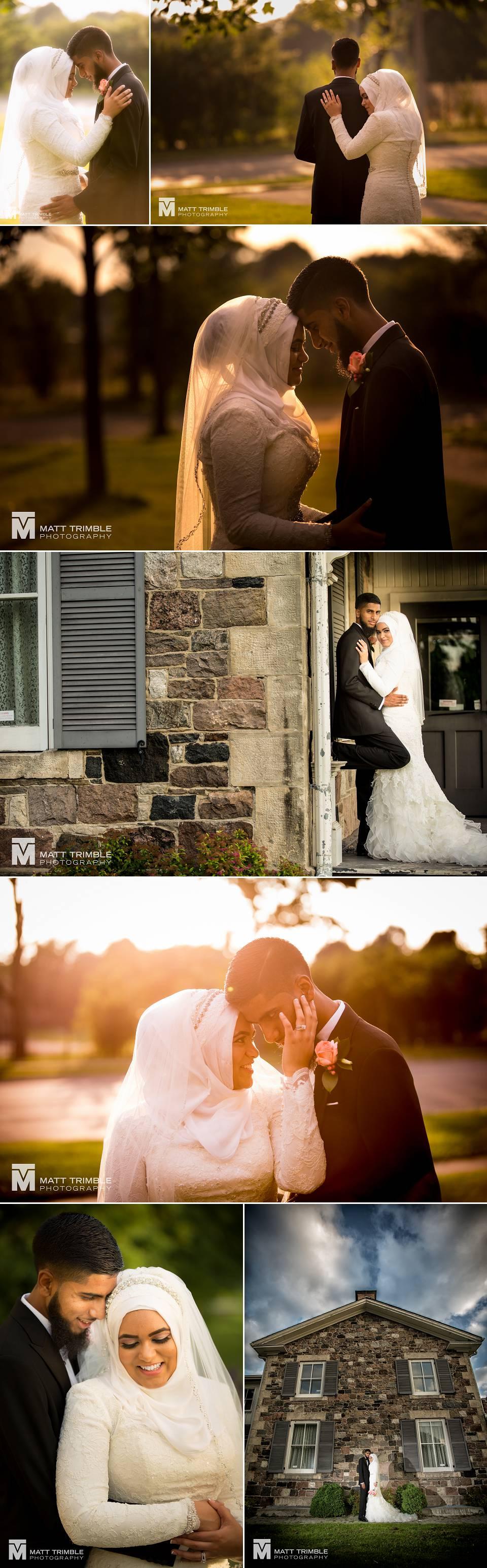 Bride and Groom toronto wedding photography