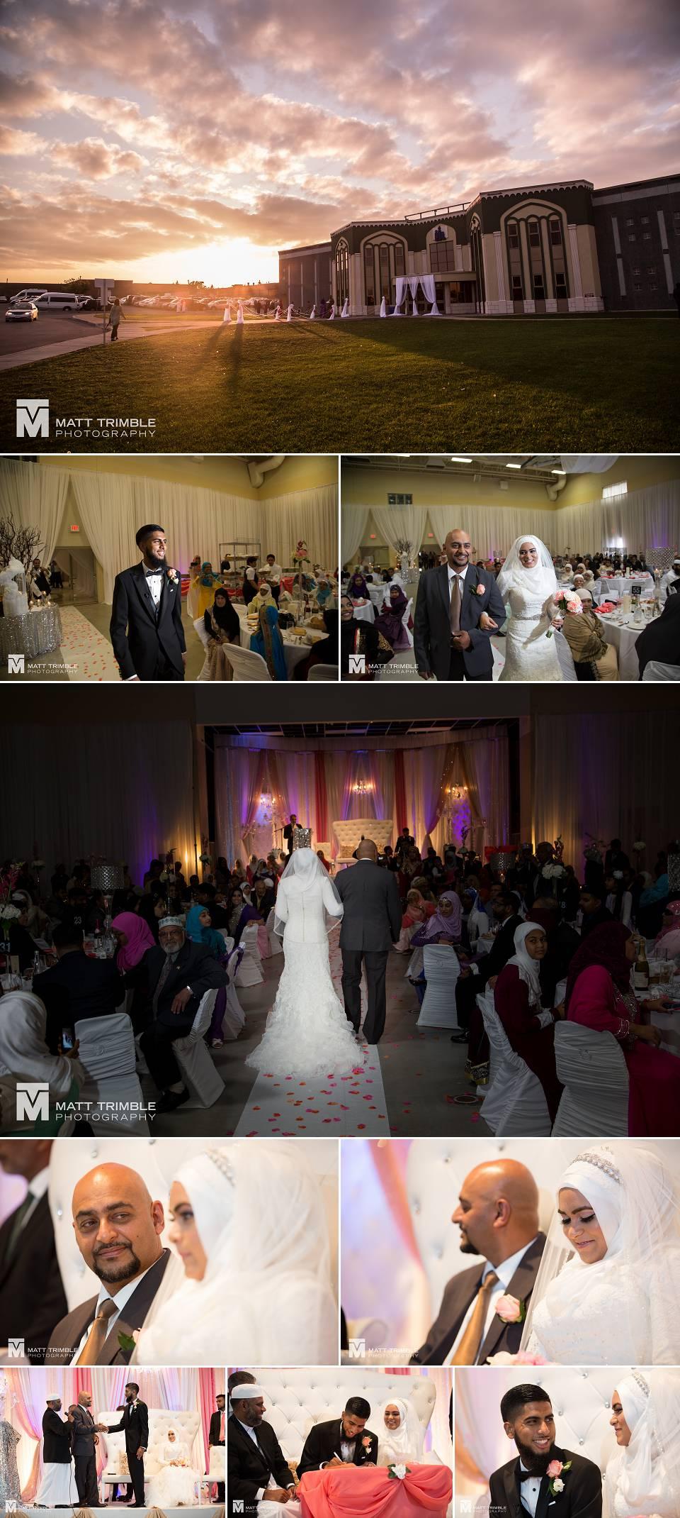 muslim wedding photography toronto