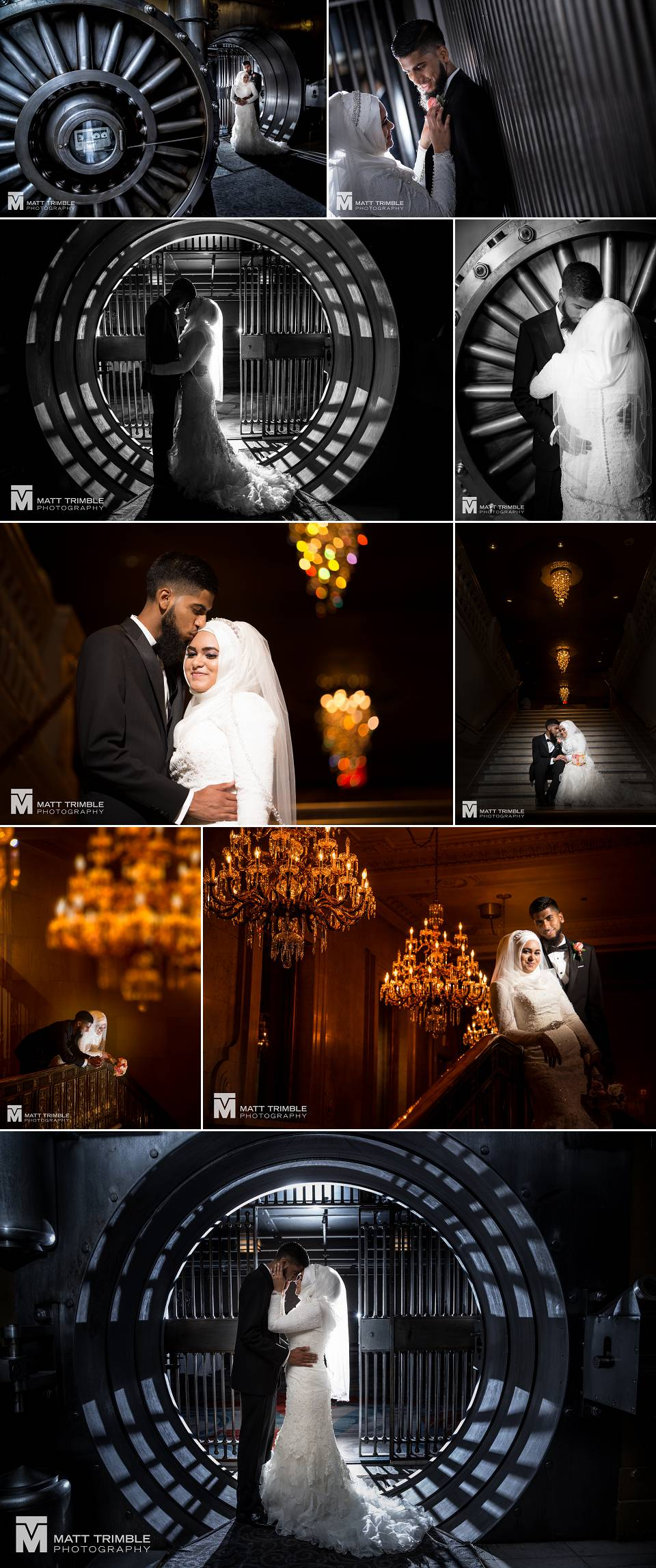 toronto wedding photography night photography