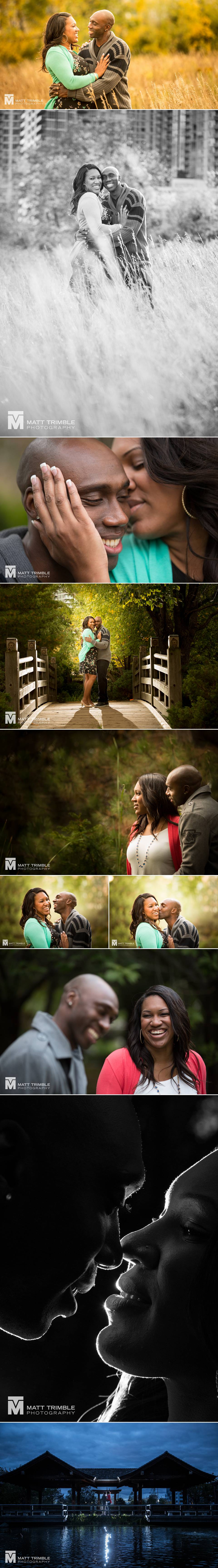 Kariya Park engagement photography