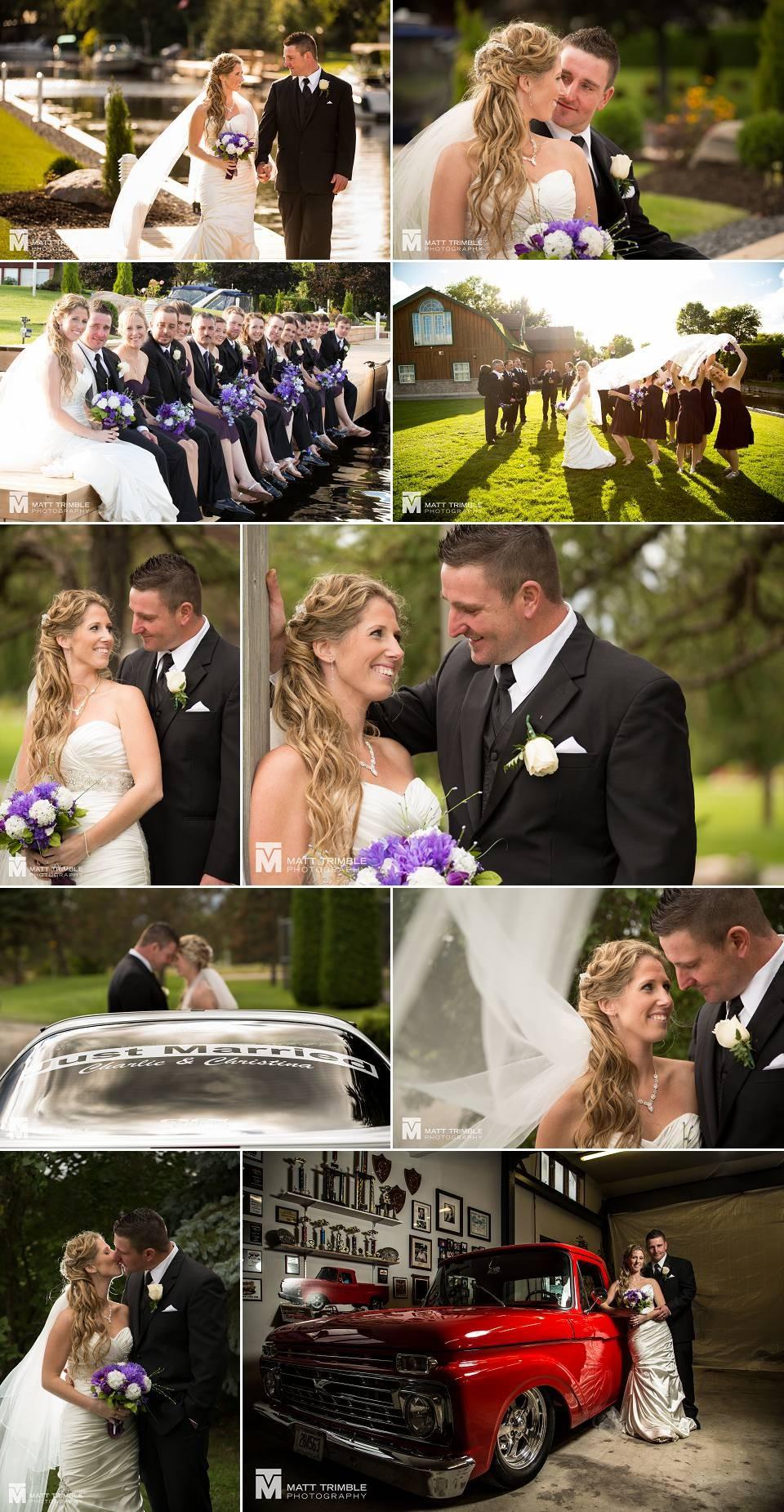Pefferlaw wedding photography