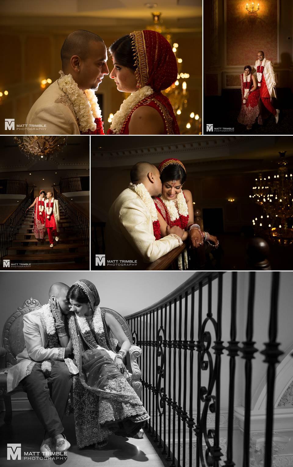 Hindu Wedding Photography Apollo Convention Centre