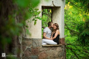 turret engagement photography