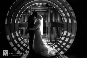 one king west wedding photo