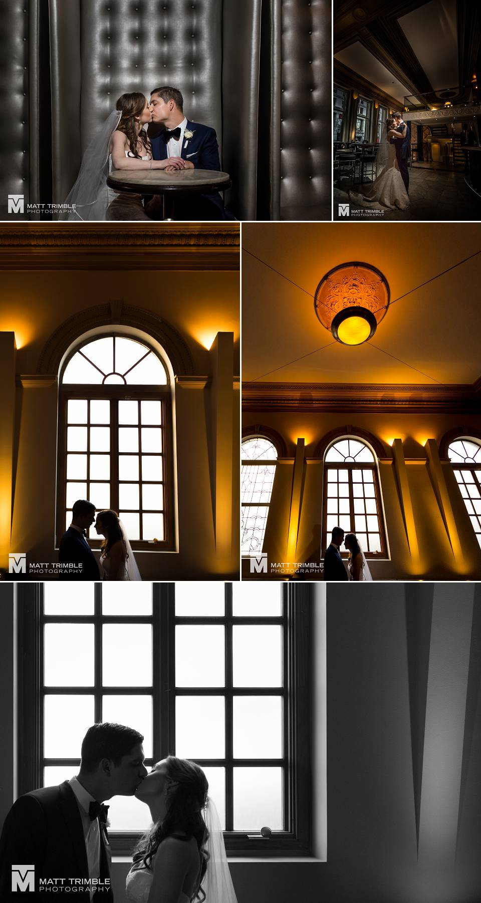 wedding portraits at the rosewater toronto