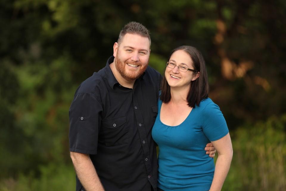 Matt and Leanne Trimble of Matt Trimble Photography