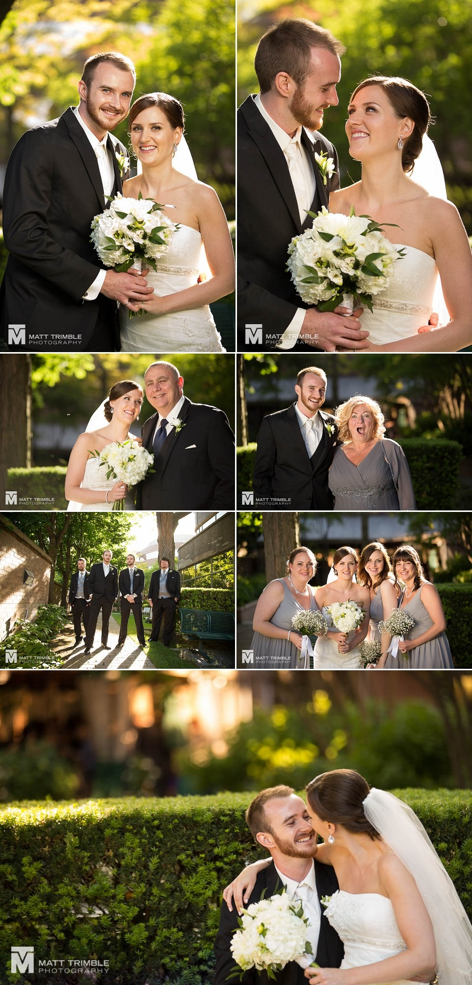 Granite Brewery wedding photography