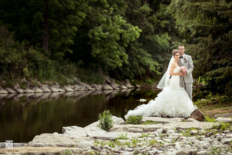 wedding photography at markland wood golf club
