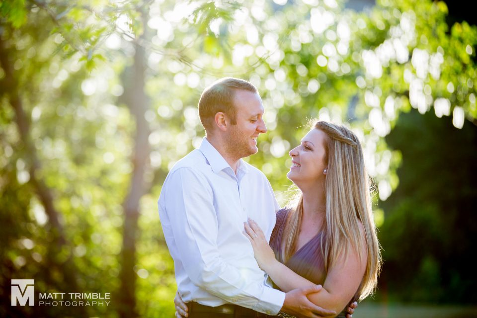 romantic engagement photography scarborough bluffs